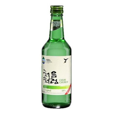 Rượu Soju Chumchurum 360ml 17,5%